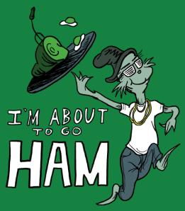 "Dr ""Skrrt Skrrt"" Seuss knows what's up homie"