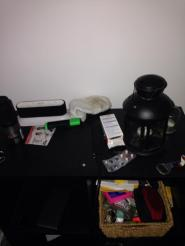 What does my bedside table say about me?