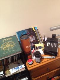 What does my bedside say about me