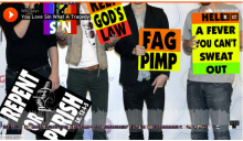 Westboro Church Panic At The Disco