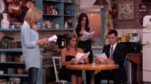 Jimmy Kimmel Jennifer Aniston Friends reunion