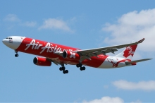 AirAsia flight missing